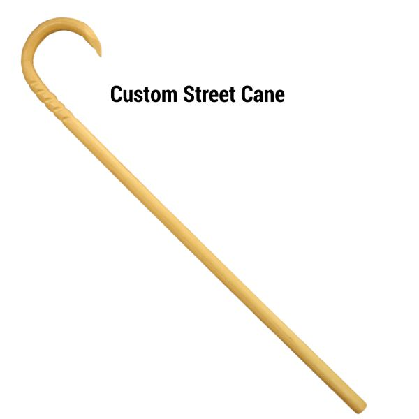 Custom Street Walking Cane