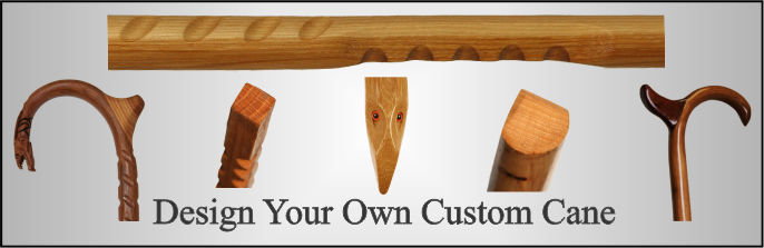 Design Your Own Custom Cane