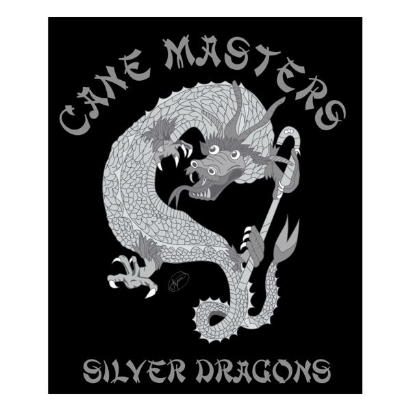 Silver Dragons T-Shirt
