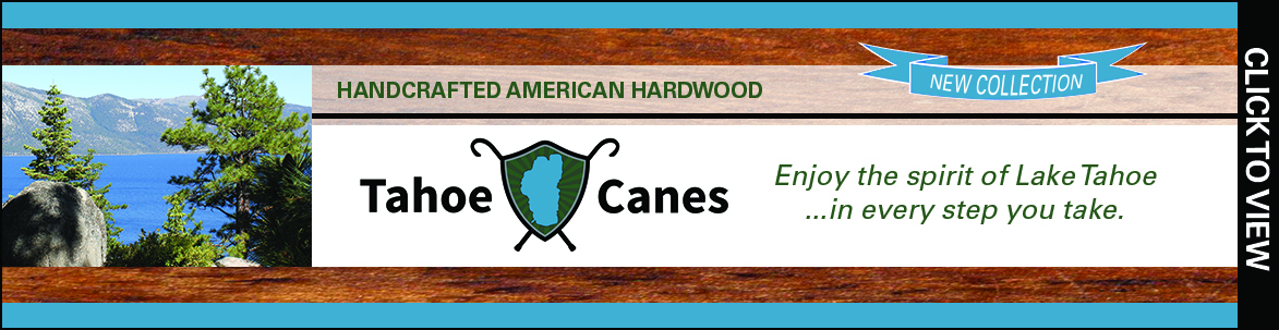 Tahoe Canes - New Collection