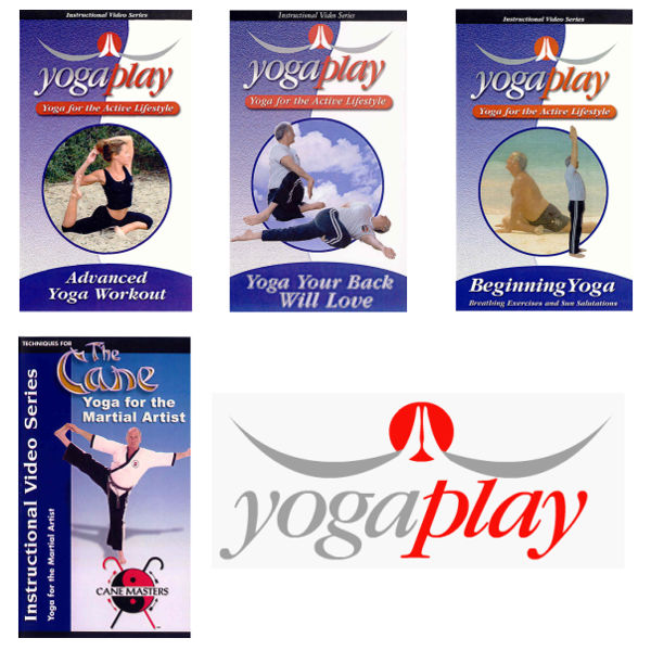 YogaPlay DVD Package