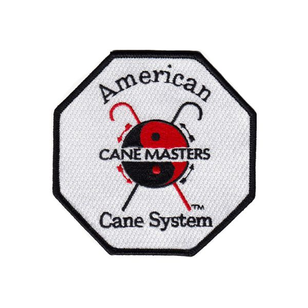 American Cane System Embroidered Patch
