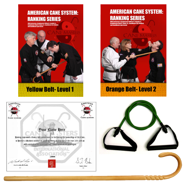 American Cane System Level 1 and 2 Student Package
