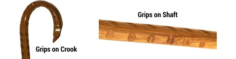 Cane Masters Cane Options - Grips