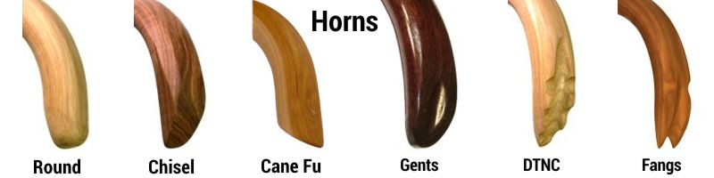 Cane Masters Cane Options - Horns