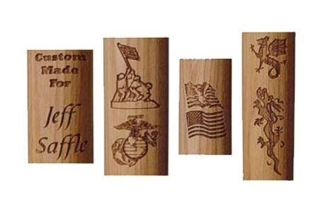 Cane Masters Cane Options - Laser Engraving