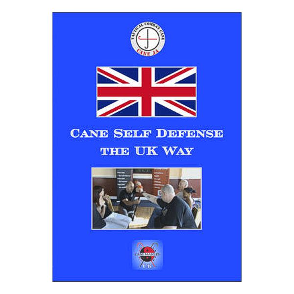 Cane Self Defense the UK Way