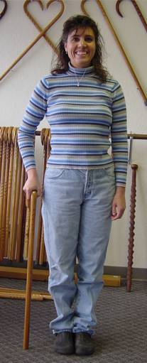 Sizing Your Cane Cane Masters Walking Canes For