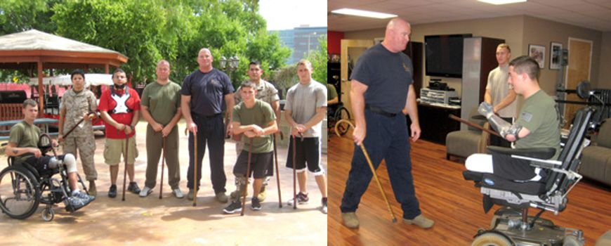 Warrior Cane Project
