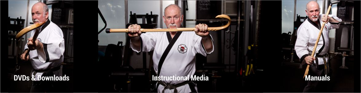 Cane Masters Instructional Media - DVDs, Downloadable Videos, and Manuals